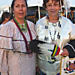 Potawatomi Women (photo taken by Eddie Mitchell)