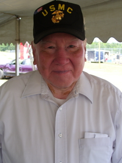 Bill Daniels (photo taken by Eddie Mitchell)