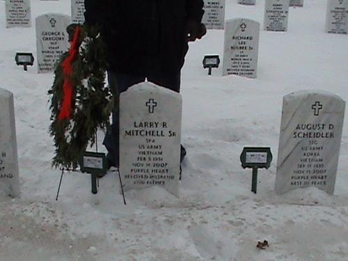 Larry's stone