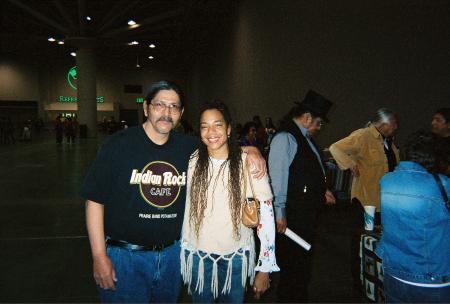 Me and the Musician Martha Redbone
