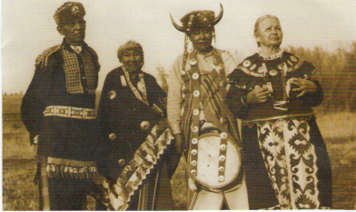 Potawatomi Elders